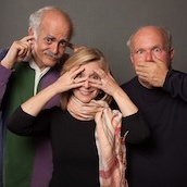 The Barry, Rich and Lisa Show
