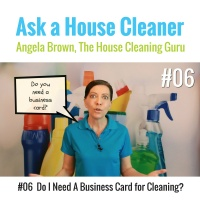 06 Do I Need a Business Card for My Cleaning Company?