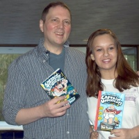 Youth Radio - Dav Pilkey Sydney Writers Festival