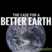 The Case for a Better Earth: Ecojustice