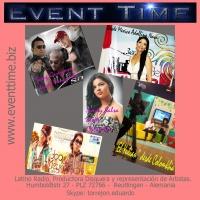 Latino Radio Eventtime