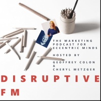 Disruptive FM Episode 70: An Interview with Author Jonathan David Lewis