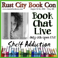 Ep 13: Author Interview with Sara Dobie Bauer | Book Chat LIVE