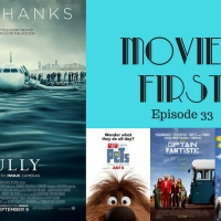 Movies First with Alex First & Chris Coleman Episode 33 - Sully plus