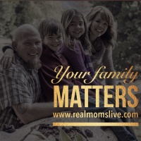 Real Moms Live: relationship is all about me