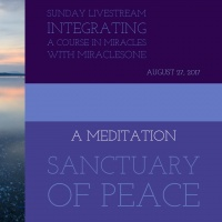 Sanctuary of Peace Guided Meditation