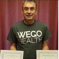 WEGO Health Podcast - Ronny Allan