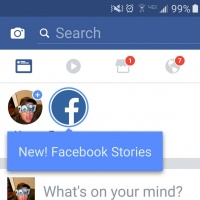 "Did you See Facebook ""Stories""??"