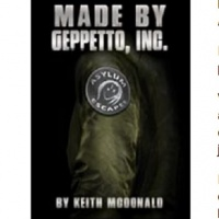 'Made By Geppetto Inc' by Keith McDonald presents...Sports and Music UNITE!