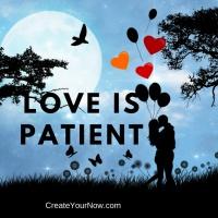 896 Love is Patient