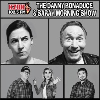 The Danny Bonaduce & Sarah Morning Show