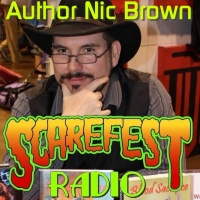 Author Nic Brown SF9 E18