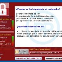 Masivo ciberataque ... afecto a 74 paises y causo 87.500 incidentes
