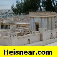 March 27 - ALTAR Built for 3rd TEMPLE