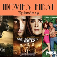 Movies First with Alex First & Chris Coleman Episode 19 - Tarzan. Shiraz and dates