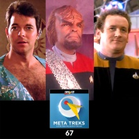 Meta Treks : 67: From Riker to Worf to O'Brien
