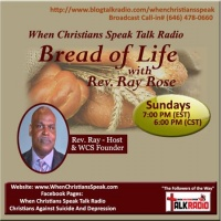 Bread of Life with Rev. Ray: TAKE NO THOUGHT SERIES PART 2
