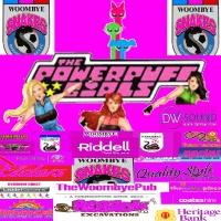 POWER PUFF GIRLS ( Talking Ladies' Football at Woombye F.C.