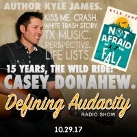 Episode 113: Casey Donahew & Author Kyle James