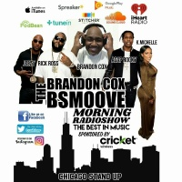 THE BRANDON BSMOOVE COX MORNING SHOW LIVE