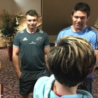 YMT Crew Interviews Munster Rugby
