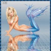 Mermaid radio