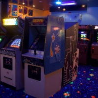 Stage One: Arcade Heroes