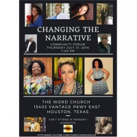Changing the Narrative: A Forum on the State of Our Community