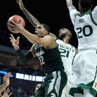 Go B1G or Go Home: Miles Bridge Returning to the Spartans