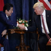 President Discusses North Korea with Japanese PM