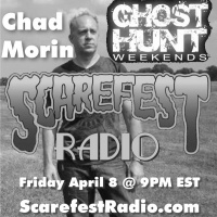 Chad Morin Of Ghost Hunt Weekends SF9 E19