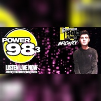 BRONXX LIVE MIX FOR POWER 98.3 HIPHOP 2017