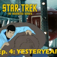 "Season 1, Episode 4: ""Yesteryear"" (TAS) with William Leisner"