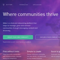 Attrezzi: Gitter vs Slack - open community o corporate