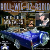 Roll Wit Uz Radio Live TGIF MIX WIth Eric Loco