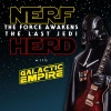 """""""The Force Awakens"""" vs. """"The Last Jedi"""" with Dark Vader of Galactic Empire: NHC - February 4, 2018"""