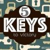 5 Keys To Victory Pastor Austin Eseke