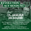 Revolution auf Sendung #003 - 15. Januar 2018