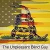 The Unpleasant Blind Guy  8/12/17 - Resist