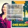 Ep 181: Pairing Books with Playlists w/ Featured Author Deanna Cabinian   Book Chat