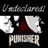 Undeclared! The Punisher