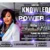 Knowledge and Power with Evangelist Janet Epps