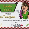 Coffee and Cannabis with Tamarijuana and her guest Mae Moon