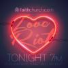 FAITH CHURCH LOVE RIOT