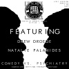 Drew Droege + Natalie Palamides