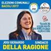 ELEZIONI A BACOLI -INTERVISTA A JOSI DELLA RAGIONE -12.05.17