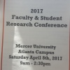 Recap of The Atlanta Research Conference and Call to Action