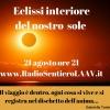 Eclissi di sole: un viaggio interiore!