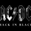 ROCK AC DC BACK IN BLACK