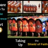 Are You Enjoying Victory With the Shield of Faith? - Episode 015 (Part 5 of Prepare Now To Make a Difference)